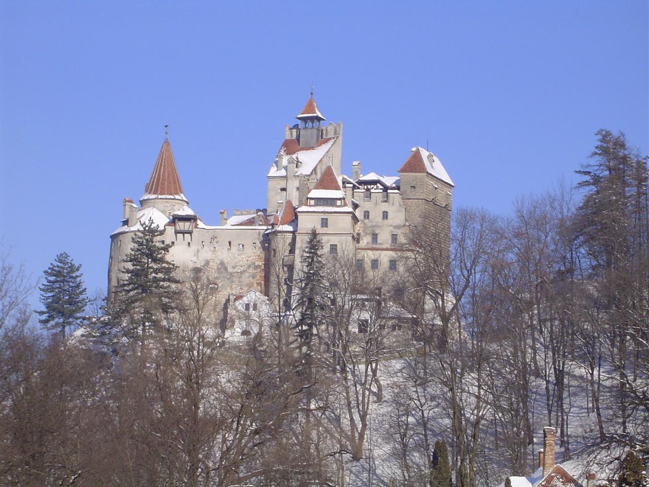 Top Bran _ Le vrai/faux château de Dracula IS65